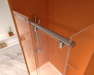 CR Laurence Shower Door