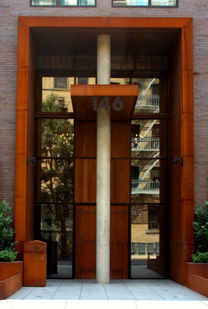 Exterior Doors New York City Shower Doors