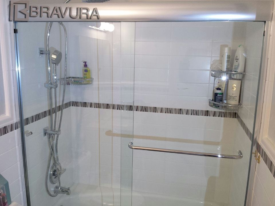 Framed Shower